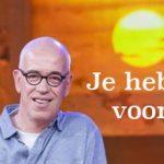 Raoul te gast bij KRO programma 'Recht uit het hart'